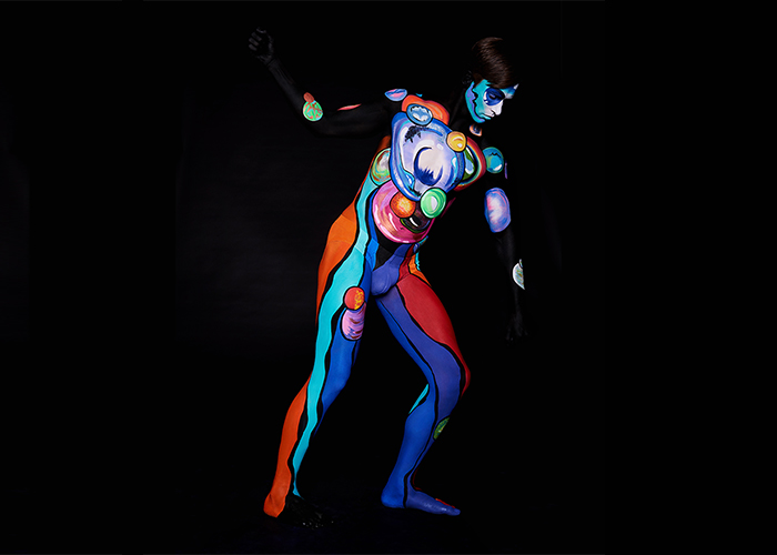 Colori Body Painting 1   Header Micro