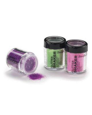Glitter fluo